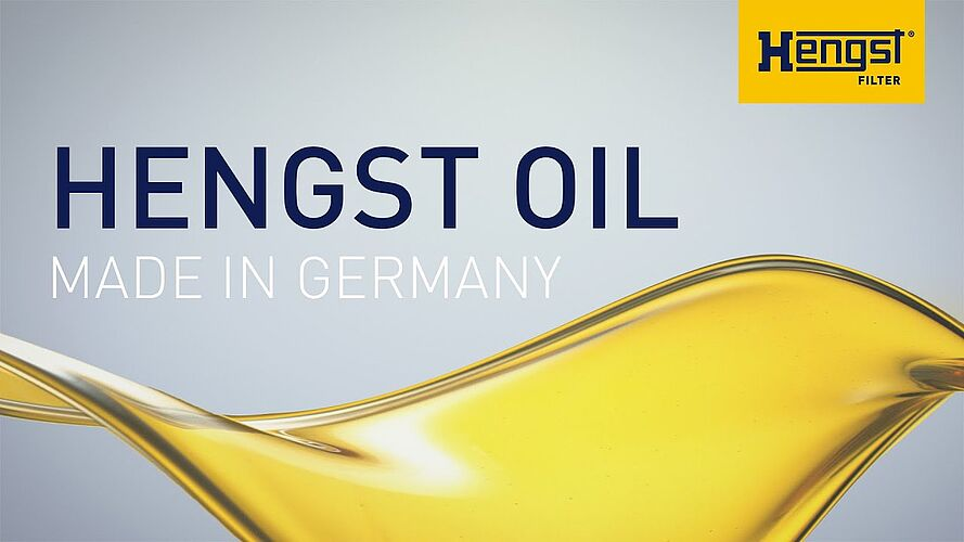 Hengst Oil - Made in Germany